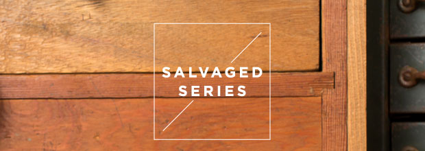 The Shwood Salvaged Series
