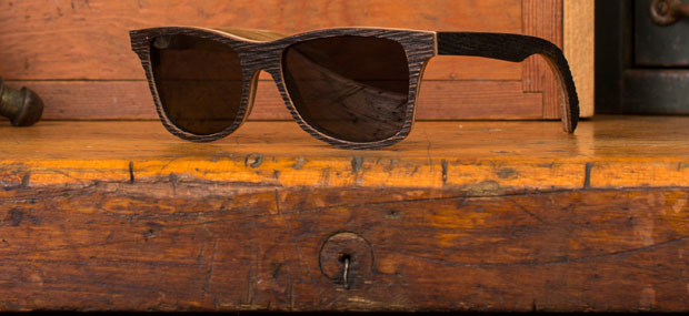 Crafted from 100 year old barn wood.
